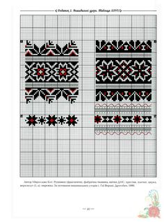 (2) Gallery.ru / Фото #94 - Вышивки-нравятся-4 - dilar57 Cross Stitch Embroidery, Embroidery Patterns, Crochet Patterns, Cross Stitch Borders, Cross Stitch Patterns, Palestinian Embroidery, Hama Beads, Fair Isles, Projects To Try