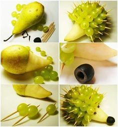 Foto: ★ ✄ DIY Cuisine Créative Enfants / DIY Creative Food for Kids ✄ ★  www.creamalice.com