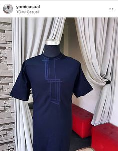 African Shirts Designs, African Shirts For Men, African Attire For Men, African Clothing For Men, African Wear, African Dress, Nigerian Men Fashion, African Men Fashion, African Fashion Dresses