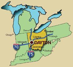 253 Best Dayton Ohio images in 2019