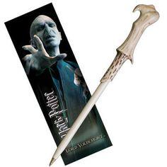 Voldemort Wand Pen & Bookmark Set