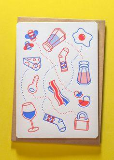 Letterpress love for alternative Valentine's Day cards- Letterpress love for alternative Valentine& Day cards Valentines Design, Valentine Day Cards, The Design Files, Icon Design, Design Design, Cover Design, Atelier Theme, Poster S, Postcard Design