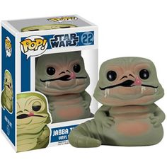 Funko POP Figures List | Funko POP! Star Wars Vinyl Bobble-Head - JABBA THE HUTT (4 inch ...
