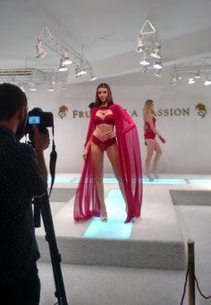 Chic e Fashion: Um show de lingerie