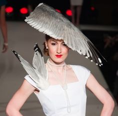 Jess Eaton Roadkill Couture Beautiful    Photo by Tori Clarkson