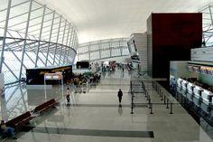 Carrasco International Airport, Montevideo, Uruguay