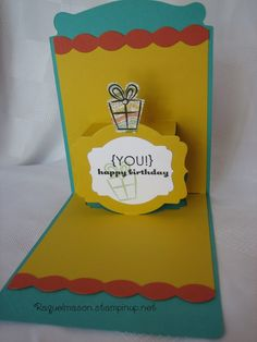 Label and Frame Pop 'n Cuts cards including Video Tutorial | Sizzix Blog