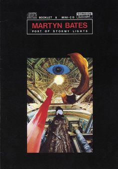 SSMCD02 - Martyn BATES (cover by Jean-Pierre TURMEL)
