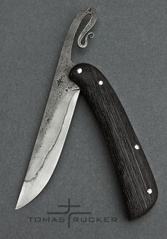 Friction Knife - Tomas Rucker