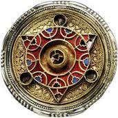 medieval saxon brooch