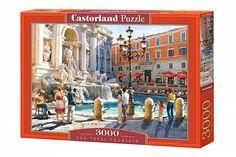 Fontana di Trevi - Roma- Castorland - Richard Macneil