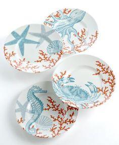 Fun & Beachy dinnerware #LGLimitlessDesign #Contest