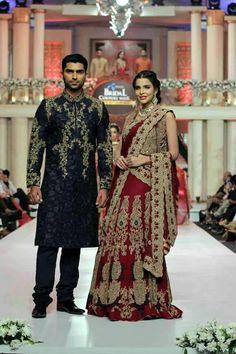 Couple Wedding Dress, Groom Wedding Dress, Wedding Dresses For Kids, Bridal Dresses, Wedding Reception, Colour Combinations Fashion, Indian Wedding Fashion, Indian Fashion, Groom Outfit