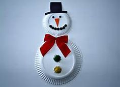 DIY EASY -Kid's Christmas craft with paper plates