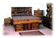 Waterbed, still have the dresser