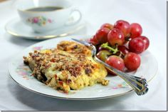 Mimi's Christmas Breakfast. This is one of The Most repinned items in my entire pinterest account. It is absolutely delicious and really easy to boot!