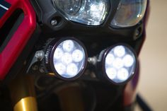 Yamaha Super Tenere Clearwater LED Auxiliary Lights