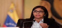 """Canciller denunció agresiones contra embajadores venezolanos en la OEA Delcy Rodríguez alertó que los diputados de la oposición que asisten a la Asamblea de la OEA """"promueven la violencia letal y la agresión contra Venezuela"""""""