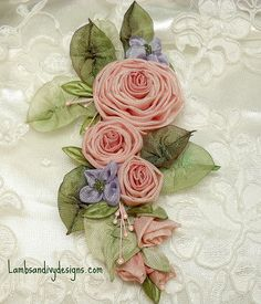 victorian roses | blogged at lambsandivydesigns.blogspot.com… | lambsandivydesigns.com | Flickr