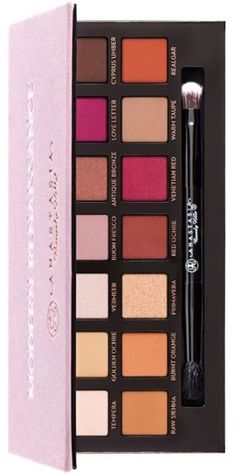The Anastasia Beverly Hills Modern Renaissance Eye is one of the best eyeshadow palettes!