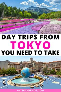 While Tokyo is an exciting mesmerising city - it's also important to know about so many of the incredible day trips from Tokyo you can take where you can learn more about the history culture and food of Japan. Things to Do in Tokyo Japan Travel Tips, Tokyo Travel, Asia Travel, Vietnam, Beautiful Places In Japan, Day Trips From Tokyo, Sri Lanka, Bali, Excursion