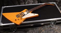 Gibson Custom Shop Historic Collection Allen Collins 1958 Explorer Tom Murphy Aged