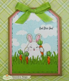 God Bless You ~ Peachy Keen Stamps Sneak Peek Day 4