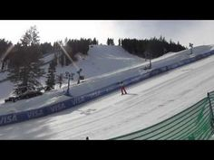 Watch the athletes train for the 2012 VISA Freestyle International at Deer Valley!