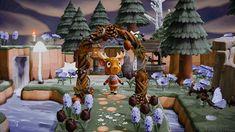 Animal Crossing Memes, Fairy Village, Art Prompts, Forest Fairy, Entrance Design, New Leaf, Alien Logo, Cute Animals, Video Games