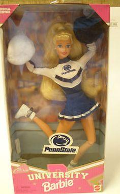 My Penn State Barbie!