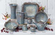 New for Spring - Castle Arch Pottery, handmade in Kilkenny, Ireland Celtic Decor, Irish Pottery, Pottery Bowls, Pottery Ideas, Irish Landscape, Irish Design, Celtic Culture, Irish Celtic, Sgraffito