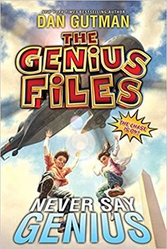 Gutman, Dan. (2012). The Genius Files: Never Say Genius. New York, New York: HarperCollins Publishers.   Still trucking across America, twins Coke and Pepsi are nearly boiled alive, frozen to death, stampeded, and kidnapped!