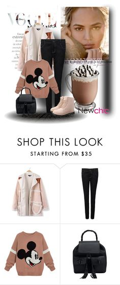 """""""Newchic II/8"""" by andrejae ❤ liked on Polyvore featuring women's clothing, women's fashion, women, female, woman, misses and juniors"""