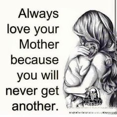 I love the love between mothers and daughters It's a special one that can't be replaced. Kudos to all that love and respect their momma•and kudos to the good Mommas out there. I have nothing but love &I respect for you all