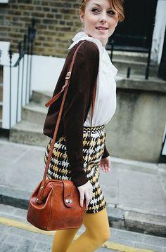 Ravelry: Barnaby Skirt pattern by Christine Harvey