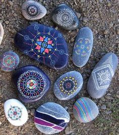 Ζωγραφική σε πέτρες! - Lollita.gr