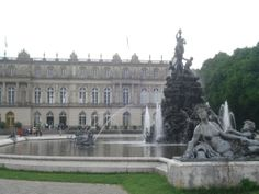 Royal Castle of Herrenchiemsee - Munich