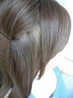 Nice Ash Brown Hair