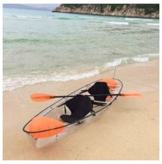 Imagine enjoying a snorkeling experience while riding inside of a kayak!  With this transparent 2 person model, kayakers can do just that.  It's like riding in a glass bottom boat.  This is one of those unique gifts for kayakers that is second to none.  Not only amazing way to observe the underwater world, this kayak features durable, lightweight craftsmanship, allowing it to take on windy and choppy conditions.  Even the true enthusiast will appreciate the corrosion resistant hardware and…