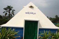 Maitreya Buddha Pyramid Meditation Center http://pyramidseverywhere.org/pyramids-directory/pyramids-in-andhra-pradesh/coastal-andhra/east-godavari-district