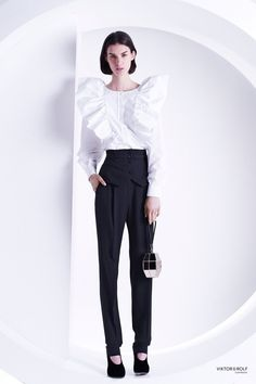 Viktor & Rolf - Look 2 from Collection Pre-collections 2013