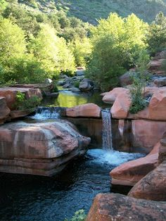 Arizona Jones: West Clear Creek Wilderness, AZ  (trek and camping!)