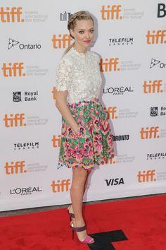 Amanda Seyfried in Valentino