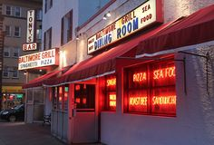 Tony's Baltimore Grill- Atlantic City NJ, a local institution that hasn't changed a bit over the years. Thanks For The Memories, Atlantic City, Amusement Park, Grilling Recipes, Baltimore, Bar, Filing, Survival, Challenge