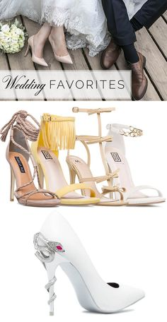 Get Ready for Wedding Season with ShoeDazzle and our Exclusive VIP Offer – Buy One, Get One for Only $39.95! From cute Sandals to Pumps, all top styles and trends available exclusively at ShoeDazzle. Limited Time Only. Take the Style Profile Quiz today to get this exclusive offer.