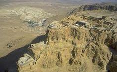Masada in Israel....