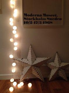 #cotton lights #display