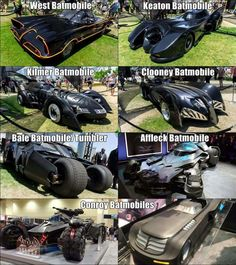 Batmobile for each Batman actor Batman Car, Batman Batmobile, Batman Stuff, Batman Room, Lego Batman, Superman, Batman Artwork, Batman Wallpaper, Batman Universe
