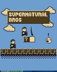 Supernatural Bros :)