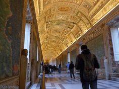 Monumentos de Roma. Museos del Vaticano
